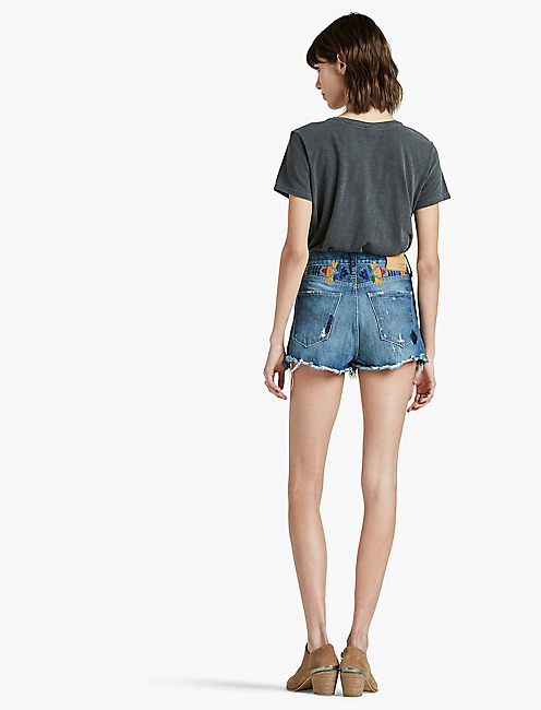 THE PENDLETON SHORT,