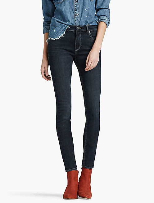 Black High Waisted Jeans | Lucky Brand