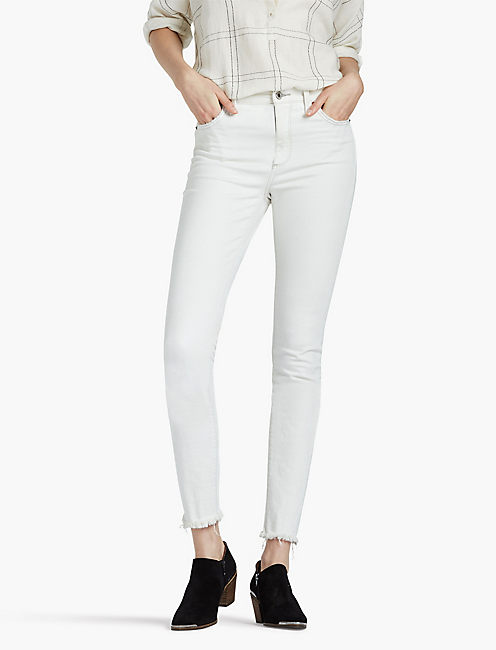Womens White Skinny Jeans | Lucky Brand