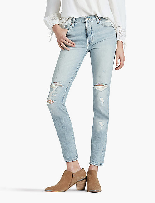 BRIDGETTE ANKLE SKINNY, LAKEPORT