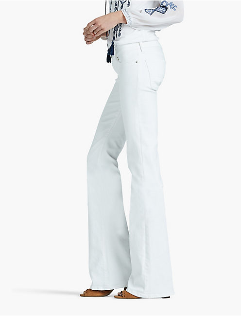 White Flare Jeans For Women | Lucky Brand