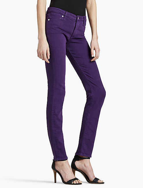 Purple Designer Skinny Jeans for Women | Lucky Brand