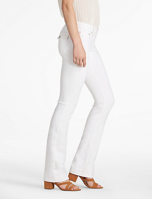 White Bootcut Jeans for Women | Lucky Brand