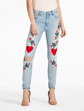 Designer Skinny Jeans for Women | Lucky Brand