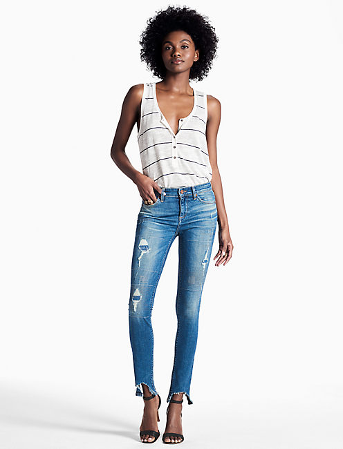 AVA SKINNY JEAN, SOUTH LAKE