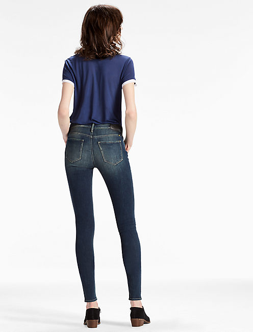 BROOKE MID RISE LEGGING JEAN IN SEVEN POINTS, SEVEN POINTS