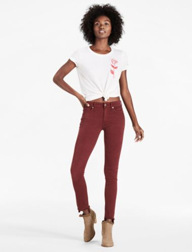 Lucky Ava Mid Rise Skinny Jean