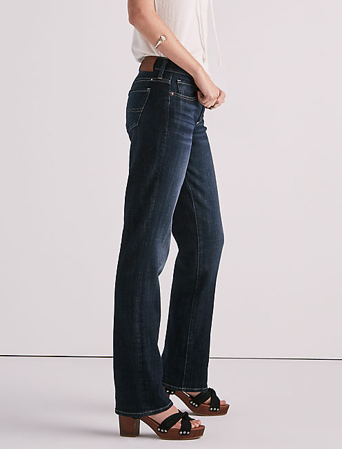EASY RIDER RELAXED BOOTCUT JEAN IN CORRAL CANYON, CORRAL CANYON