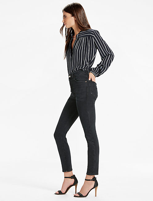 Lucky Bella Ultra High Rise Skinny Jean