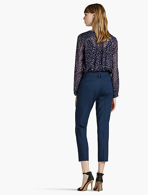 CROP TAILORED PANT,