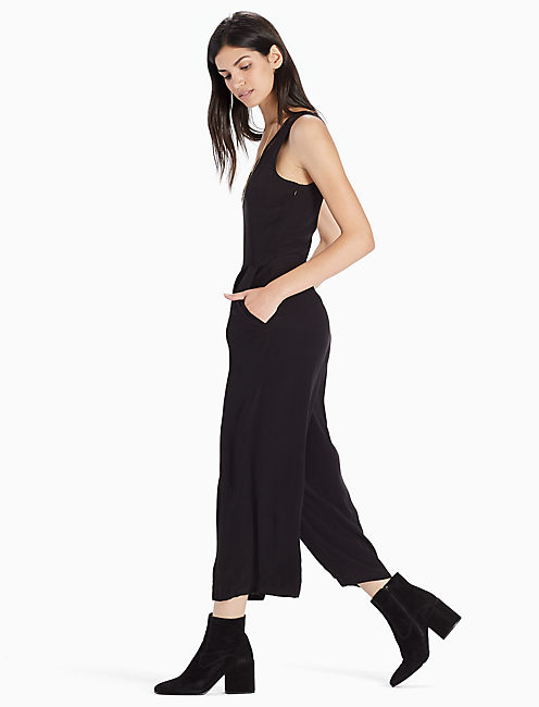 Lucky Ladder Lace Jumpsuit
