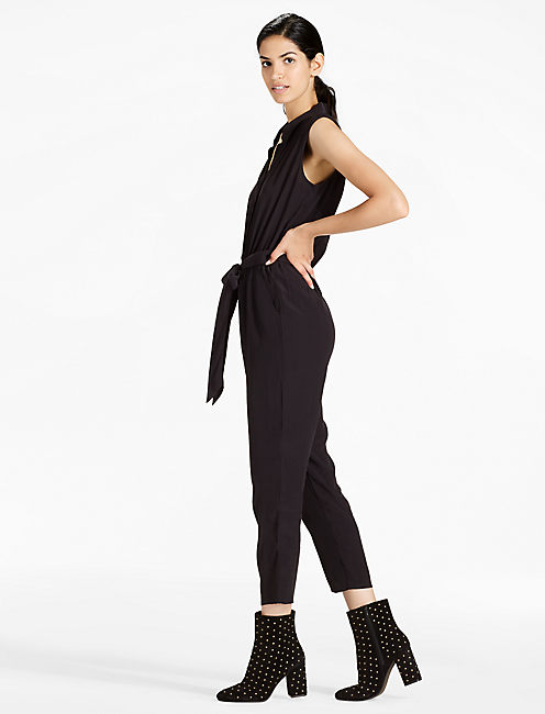 Lucky Tie Front Jumpsuit