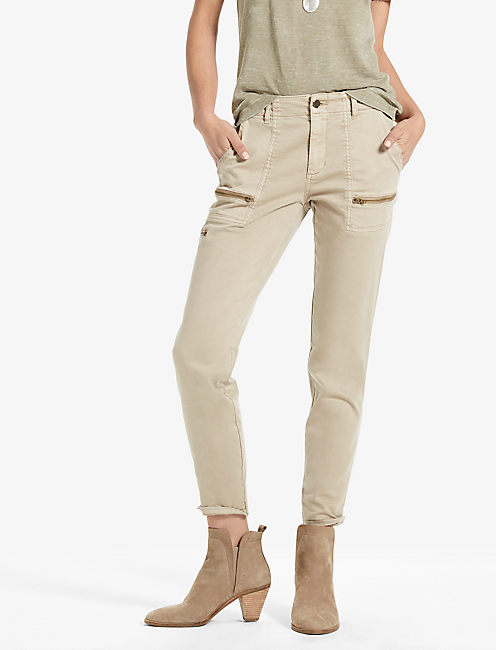 UTILITY PANT, 1019 PUTTY