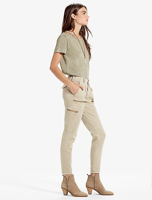 Utility Chino Pant, 1019 PUTTY