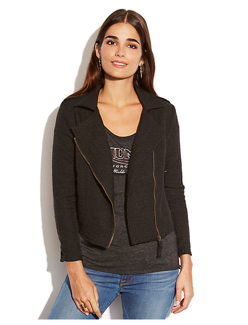 TEMERA MOTO JACKET, 001 LUCKY BLACK