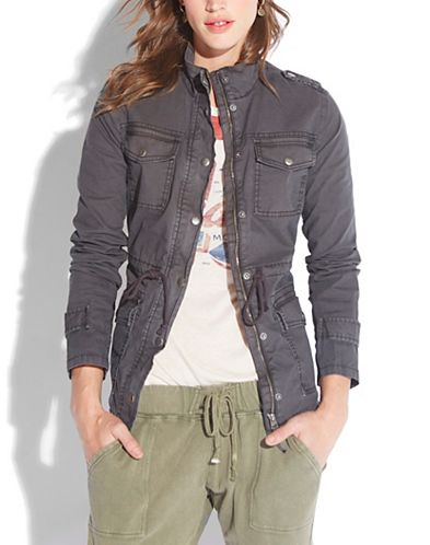PIPER MILITARY JACKET