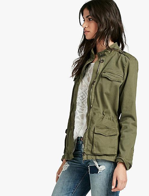 aa3cca8cf165e The Utility Jacket | Lucky Brand
