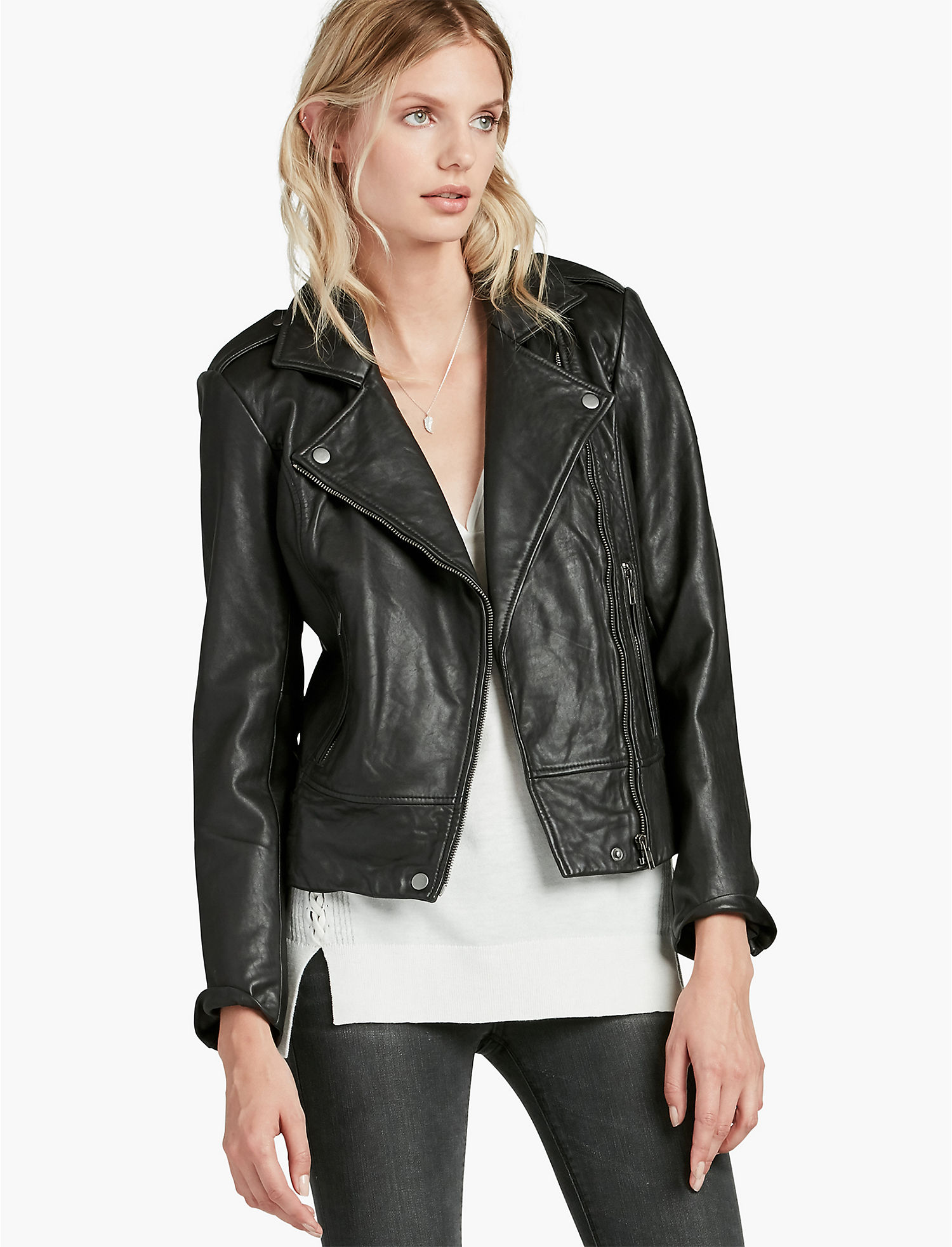 MAJOR MOTO JACKET - Lucky Brand 2.0