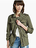 FEMININE MILITARY JACKET, #3914 GRAPE LEAF