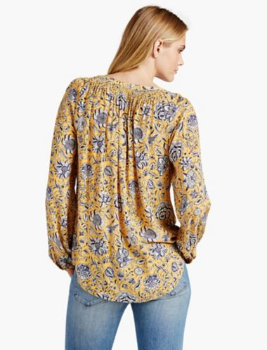 LUCKY JEMMA FLORAL PEASANT