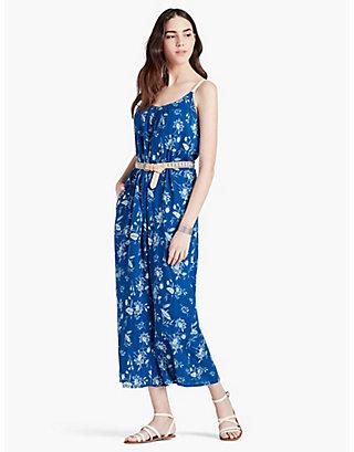 LUCKY VIBRANT BLUE MAXI DRESS