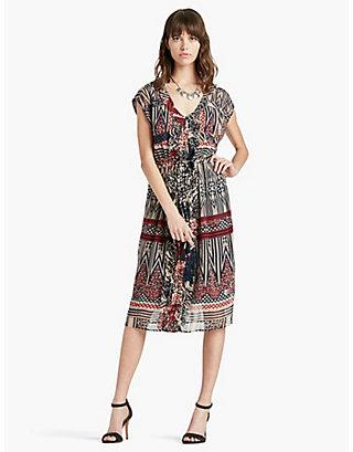 LUCKY AMERICANA DRESS