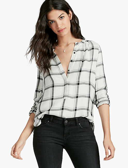 GIRLFRIEND PLAID,