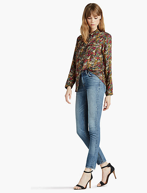 LUCKY DITSY WESTERN SHIRT
