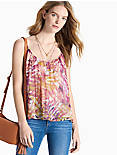 PALM DOUBLE STRAP TANK, MULTI