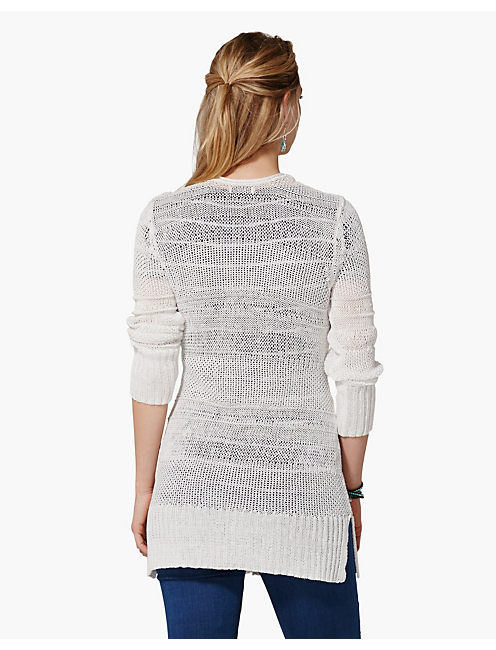 HARPER LINEN SWEATER,