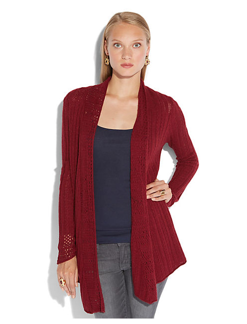 VENICE DRAPE FRONT, #6703 BIKING RED