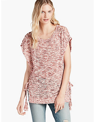 LUCKY MARLED PULLOVER