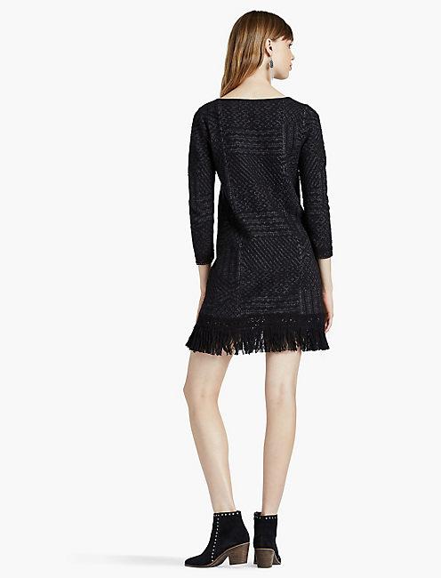 JACQUARD DRESS,