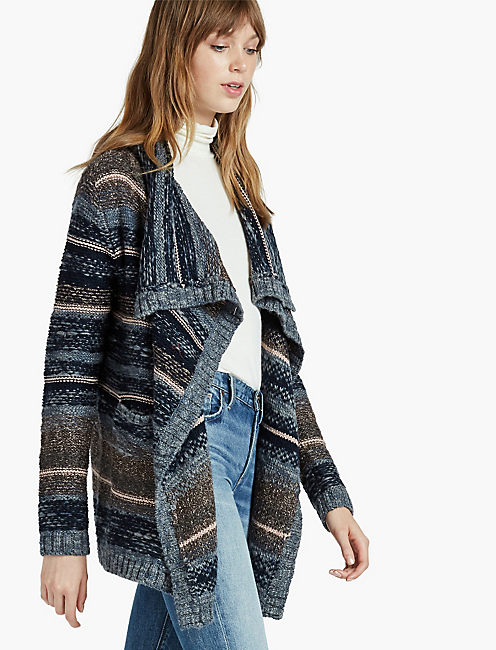 OMBRE CARDIGAN,