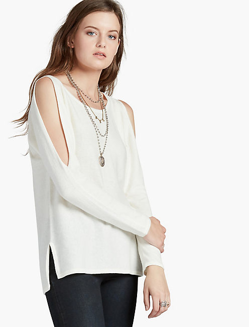 Cashmere Dressy Pullover