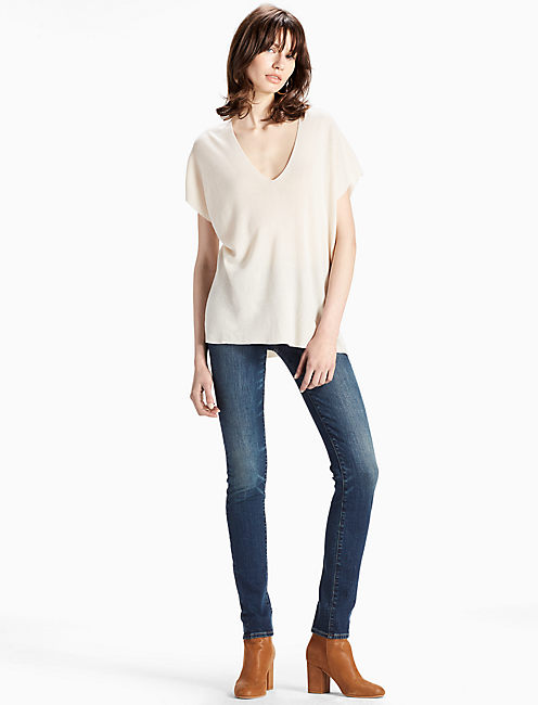Lucky Short Sleeve Pullover