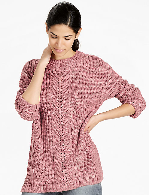 Women's Sweaters | BOGO 50% Off Apparel | Lucky Brand