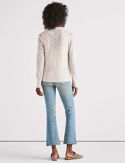 LIGHTWEIGHT CARDIGAN SWEATER,