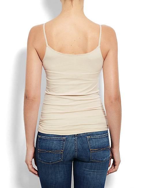LUCKY PICOT TRIM CAMISOLE