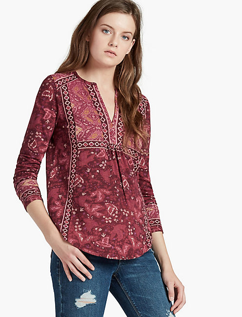 PLACED PRINT TOP,