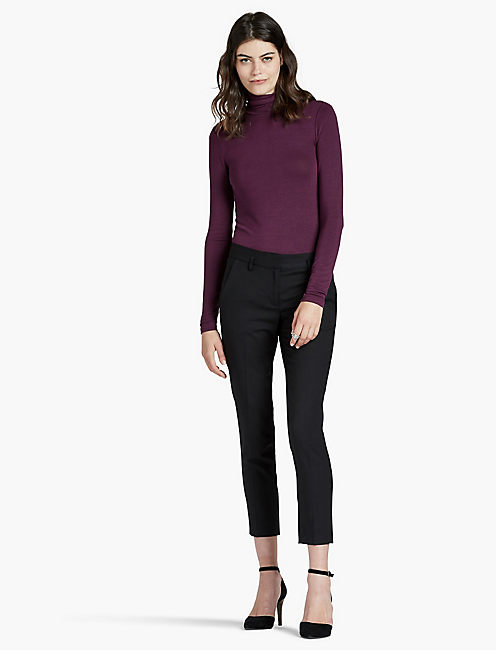 Lucky Slim Knit Turtleneck
