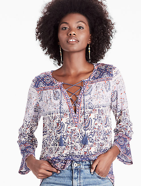 ROADMAP PEASANT TOP,