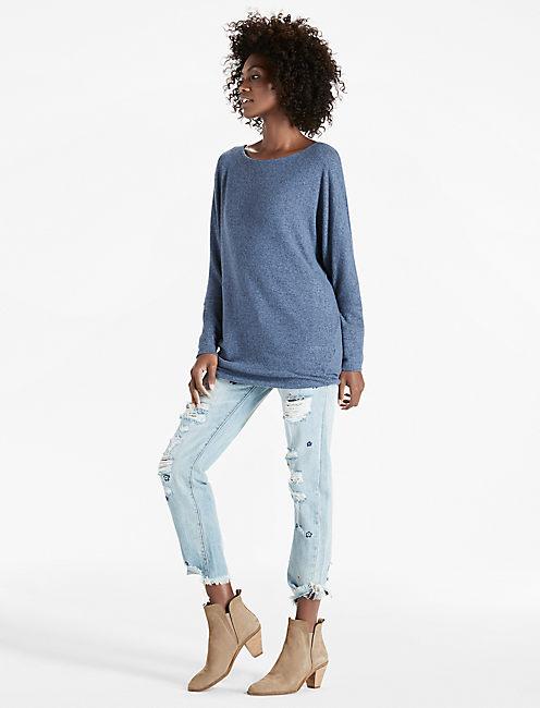Lucky Cozy Dolman Sweatshirt