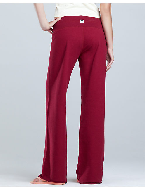 BIG SWEATPANT, #6665 LUXE RED
