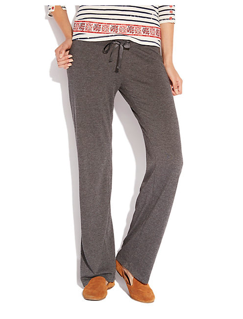 COZY SWEATPANTS, 79 CHARCOAL