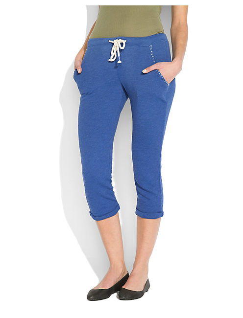 DRAWSTRING RELAXED PANT, #40048 SODALITE BLUE