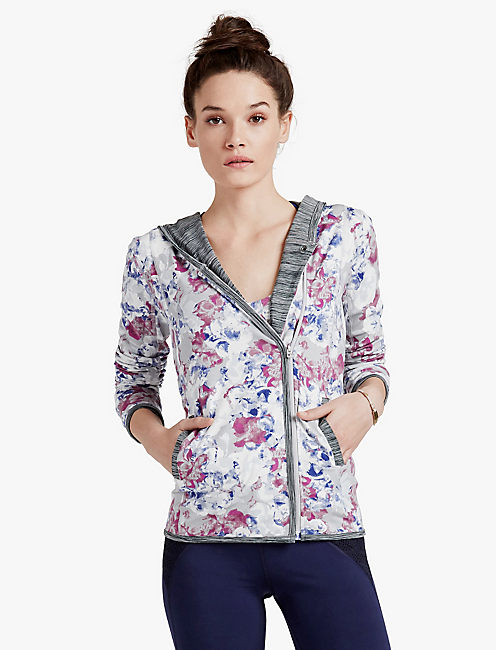 FLOWER CLOUDS JACKET,