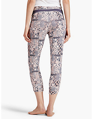 LUCKY PATCHWORK LEGGING
