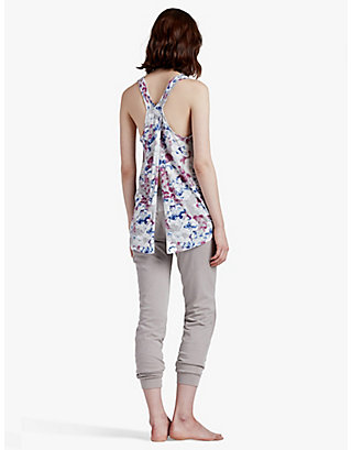 LUCKY FLORAL CLOUD TANK