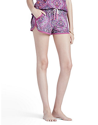LUCKY MIRROR DIAMOND SHORTS